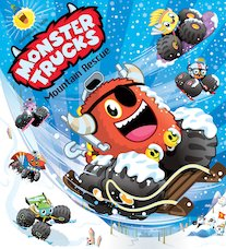 Monster Trucks: Mountain Rescue