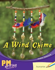 Wind Chime (PM Yellow/Blue) Levels 8, 9