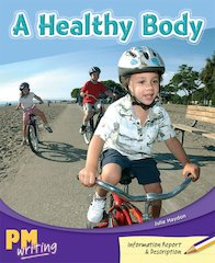 A Healthy Body (PM Purple/Gold) Levels 20, 21