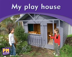 My Play House (PM Magenta/Red) Levels 2, 3