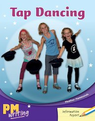 Tap Dancing (PM Yellow/Blue) Levels 8, 9