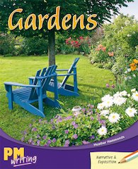 Gardens (PM Orange/Turquoise) Levels 16, 17