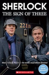 Sherlock: The Sign of Three (Book only)