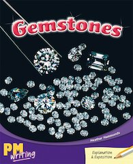 PM Writing 3: Gemstones (PM Gold/Silver) Levels 22, 23 x 6