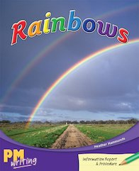 PM Writing 4: Rainbows (PM Emerald) Level 25 x 6