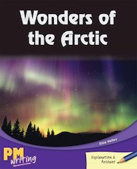 PM Writing 4: Wonders of the Arctic (PM Sapphire) Level 30 x 6