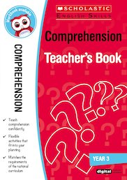 Comprehension Teacher's Book (Year 3)