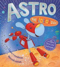 Astro the Robot Dog (PB)