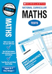 Maths Tests (Year 2)