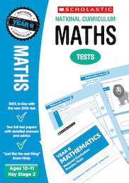 Maths Tests (Year 6)