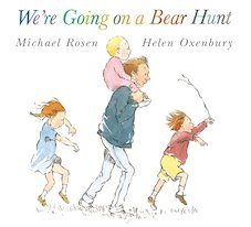 We're Going on a Bear Hunt x 6