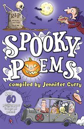 Scholastic Poetry: Spooky Poems x 6