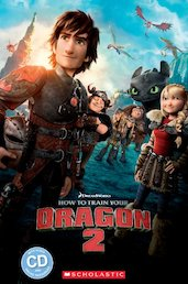 How to Train Your Dragon 2 (Book and CD)