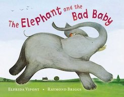 The Elephant and the Bad Baby x 30