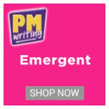 PM Writing Emergent: Super Easy-Buy Pack (Levels 1-3)