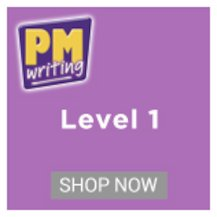 PM Writing 1: Super Easy-Buy Pack (Levels 5-12)