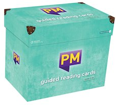 Guided Reading Cards Box Set Levels 17-18