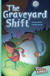 The Graveyard Shift (Fiction) Level 18