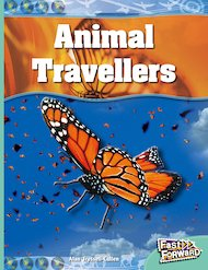 Animal Travellers (Non-fiction) Level 18