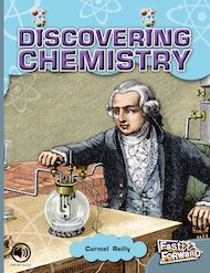 Discovering Chemistry (Non-fiction) Level 24