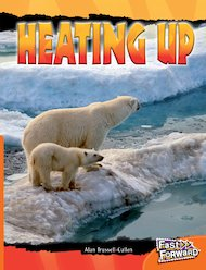 Heating Up (Non-fiction) Level 15