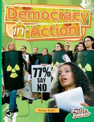 Democracy in Action (Non-fiction) Level 25
