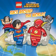 LEGO® DC Comics Super Heroes: Race Around the World!