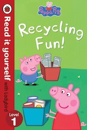 Ladybird Read It Yourself: Peppa Pig - Recycling Fun!