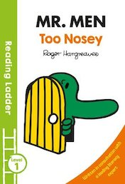Mr Men - Too Nosey