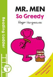 Mr Men - So Greedy