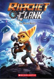 Ratchet and Clank: The Movie Novel