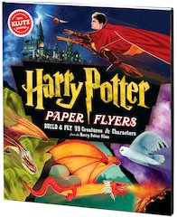 Harry Potter Klutz: Paper Flyers