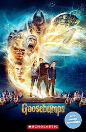 Goosebumps (Book only)