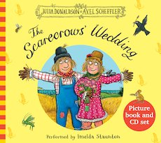 The Scarecrows' Wedding Book and CD