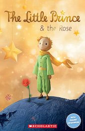 The Little Prince and The Rose (Book only)