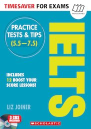 IELTS Practice Tests & Tips + 3 CDs