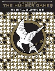 The World of the Hunger Games: The Official Colouring Book