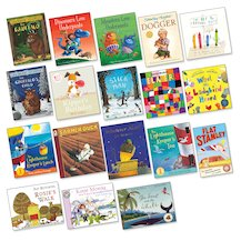 Top 100 Children's Books for Teachers Nursery-Year 2 Pack x 36