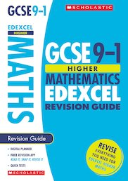 GCSE Grades 9-1: Higher Maths Edexcel Revision Guide x 30