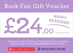 Book Fair Gift Voucher £24