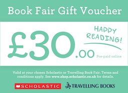 Book Fair Gift Voucher £30