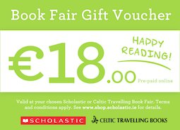 Book Fair Gift Voucher €18