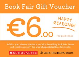 Book Fair Gift Voucher €6