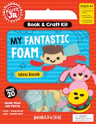 Klutz Junior: My Fantastic Foam