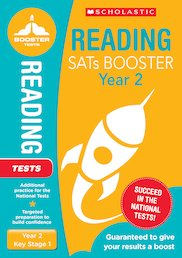National Curriculum SATs Booster Programme: Reading Test (Year 2) x 10