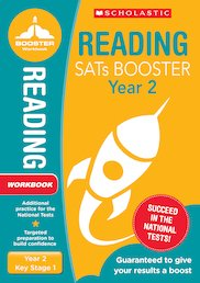 National Curriculum SATs Booster Programme: Reading Workbook (Year 2) x 10