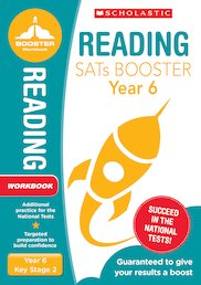 National Curriculum SATs Booster Programme: Reading Workbook (Year 6) x 10