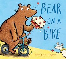 Bear on a Bike Gift edition BB