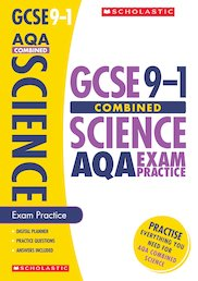 Combined Science AQA Exam Practice Book