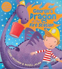 George's Dragon at the Fire Station (PB) (NE)